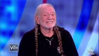 Willie Nelson Talks Supporting Beto O'Rourke, Friendship With Frank Sinatra   The View