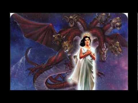APOCALIPSIS 12 NVI (La Mujer y el Dragon) - YouTube