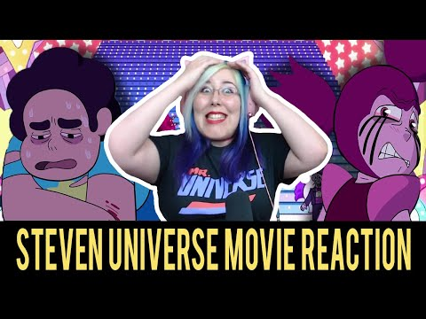 GREATEST MOVIE EVER!!! - Steven Universe The Movie Reaction - Zamber Reacts