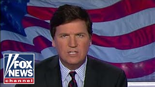 Tucker responds to the DNC barring Fox News in 2020