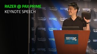 CEO Min-Liang Tan Keynote @ PAX Prime 2015