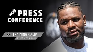 Vontaze Burfict on Guenther and growth of Abram | Raiders