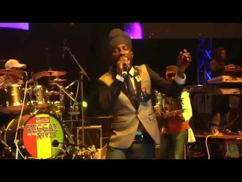 Sizzla (Live) Reggae on the river 2016