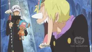 One Piece Funny Moment | Pirate Alliance