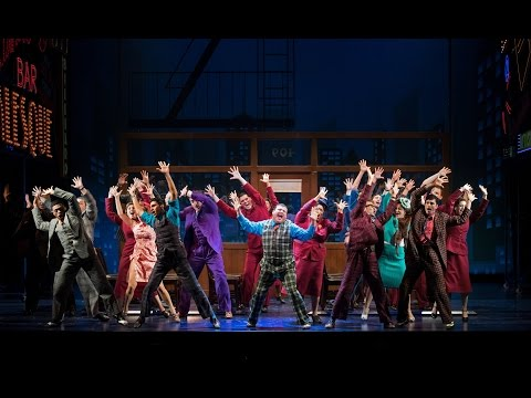 "Asolo Rep ""Guys and Dolls"" — ""Sit Down, You're Rockin' the Boat"""