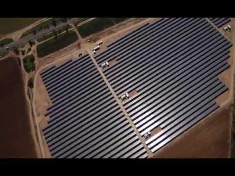 אנרגיה סולארית: ערבה פאוור מגשים חלום ציוני