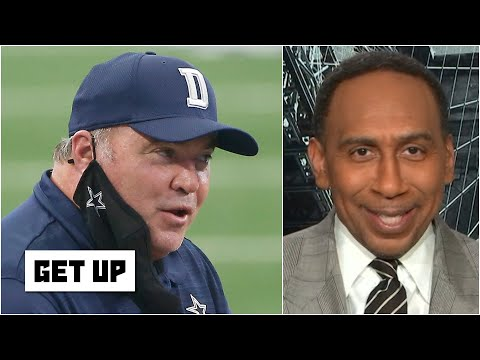 Stephen A. shares why the Cowboys made his Thanksgiving so much better | Get Up