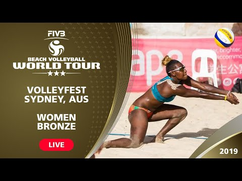 Sydney 3-Star 2019 - Women Bronze - Beach Volleyball World Tour