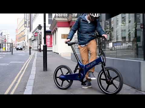 Fast-folding GoCycle GX ebike | New release | Electric Bikes Brisbane