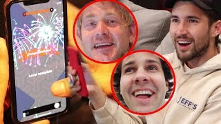 SURPRISING VLOG SQUAD WITH MY NEW MOBILE GAME!!