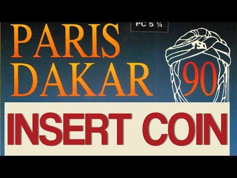Paris Dakar 1990 (1990) - PC - Rally Completo Categoría T1