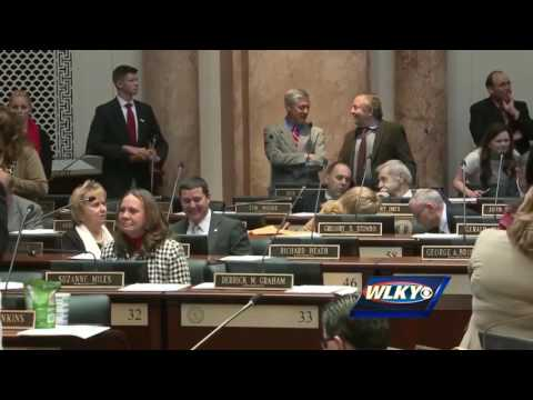 Bevin promises continued change in 2017