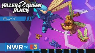 10 Minutes of Killer Queen Black - Direct Feed (Nintendo Switch)
