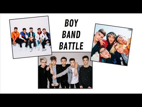 Boy Band Battle #2 (In Real Life, PRETTYMUCH, Why Don't We)