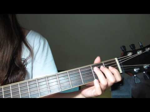 魏如萱-香格里拉 guitar cover
