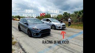 Focus ST vs Mustang 5.0, Focus RS vs Subaru WRX, SVT Lightning vs C6 Corvette