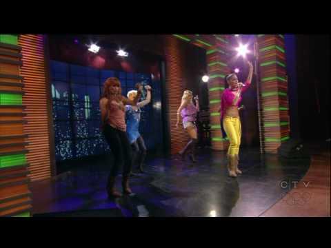 Baixar Pussycat Dolls Jai Ho Remix Live HD 720P