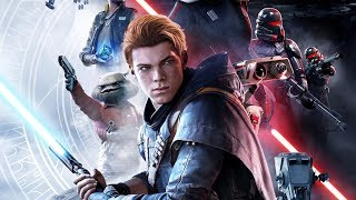 STAR WARS JEDI FALLEN ORDER GAMEPLAY REACTION (E3 2019)