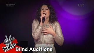 Λεμονιά Μπέζα - Η Μαλάμω | 8o Blind Audition | The Voice of Greece