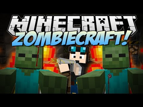 Minecraft   ZOMBIECRAFT 3! (Call Of Duty Style Zombies & Guns!)   Mod Showcase - Smashpipe Games
