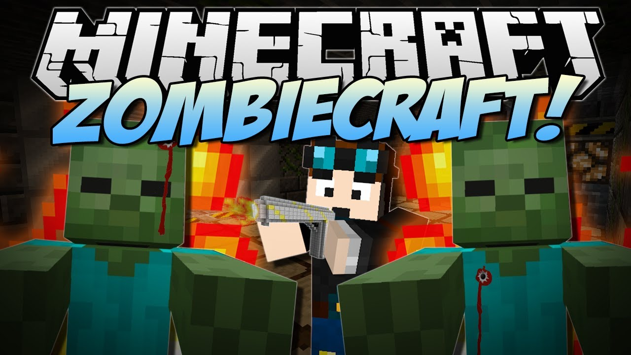 Minecraft | ZOMBIECRAFT 3! (Call of Duty style Zombies ...