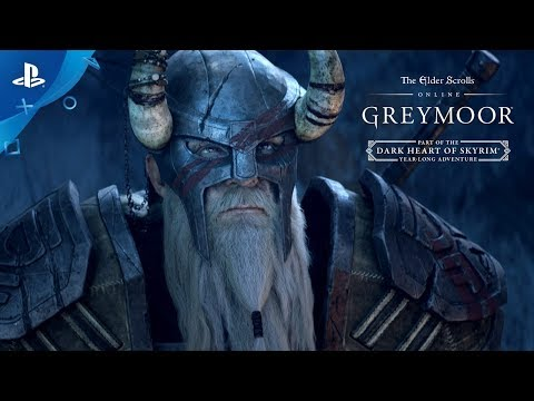 The Dark Heart of Skyrim Announcement Cinematic Trailer