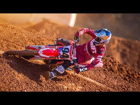 Ken Roczen 2018 Supercross prep interview - Motocross Action Magazine