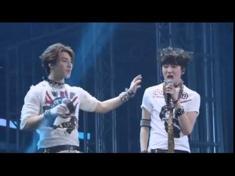 Daesung & Seungyoon's 'UGLY' Cover at YGFAMCON in JPN DVD