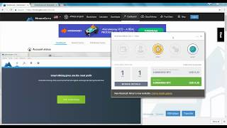 Nicehash VS Minergate. What Crypto Miner Is Best For You?? Bitcoin Mining Made Easy!