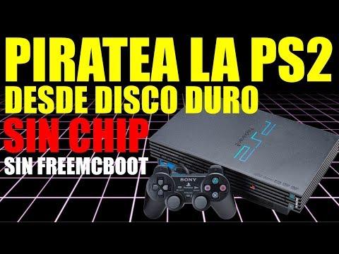 PIRATEAR LA PS2 CON JUEGOS DESDE EL DISCO DURO Y SIN FREEMCBOOT
