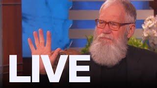 David Letterman Talks Trump | ET Canada LIVE