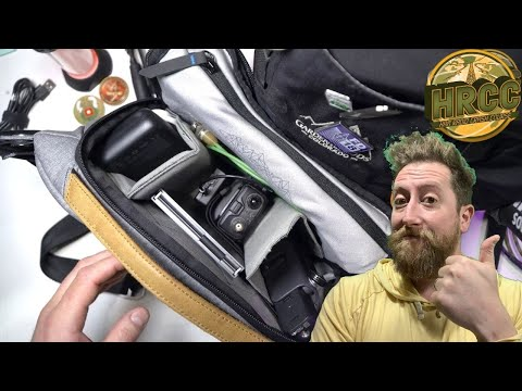 My Favorite Amateur Radio Go Bags