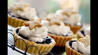 Beth's Blueberry Tart Recipe | ENTERTAINING WITH BETH