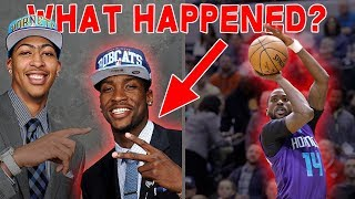 What Happened To Michael Kidd-Gilchrist - The Second Pick In 2012 Draft
