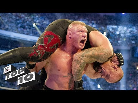 WrestleMania : les moments les plus choquants