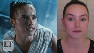 Daisy Ridley On Rey's 'Star Wars' Heritage Confusion