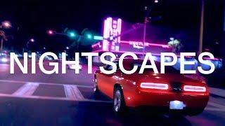 NIGHTSCAPES - A NEON-NOIR Short Drama