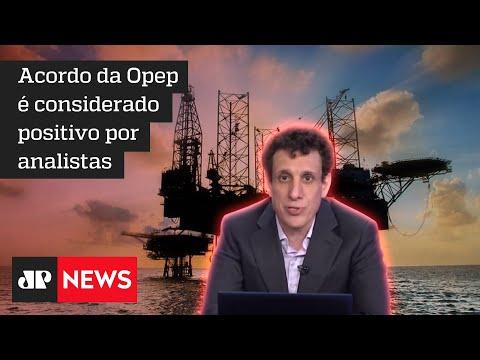 Samy Dana: Queda no preço petróleo afeta bolsas pelo mundo