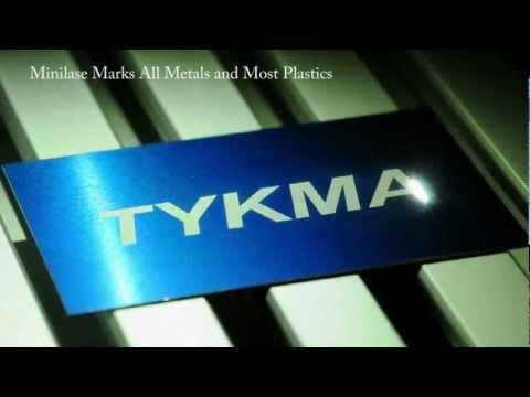 TYKMA MiniLase Marking System