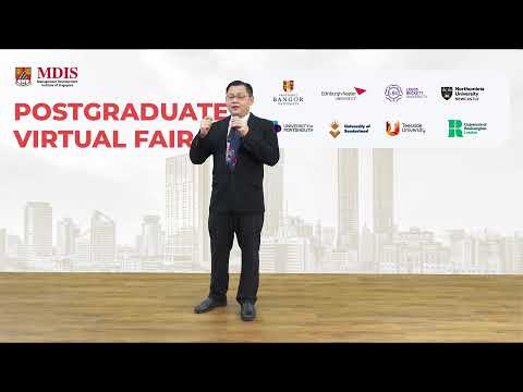 MDIS Post Graduate Virtual Fair 2021- Cybersecurity: Trend and Threat