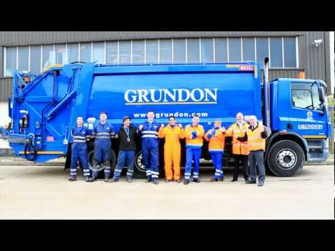 Working for Grundon Waste Management