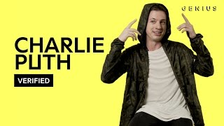"Charlie Puth ""Attention"" Official Lyrics & Meaning 