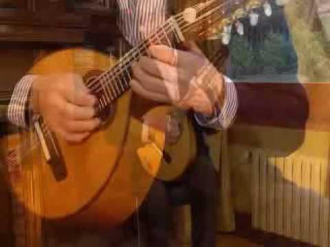 Las Cuatro estaciones:La Primavera.I.Allegro.A.Vivaldi.Bandurria y Orquesta
