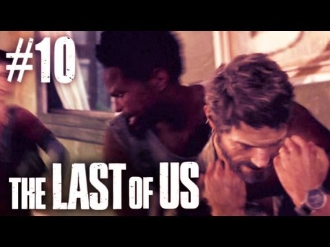 The Last Of Us Gameplay - Part 10 - Joel Gets A Hug - Smashpipe Games