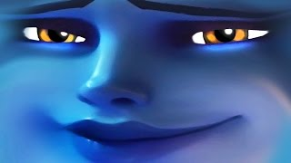 Overwatch - Widowmaker On Drugs
