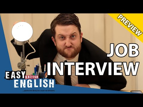 How to Prepare for a Job Interview in Britain | Easy English 54 photo