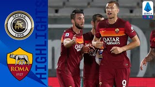 Spezia 2-2 Roma | Mkhitaryan nets late as Roma & Spezia play out to a draw! | Serie A TIM