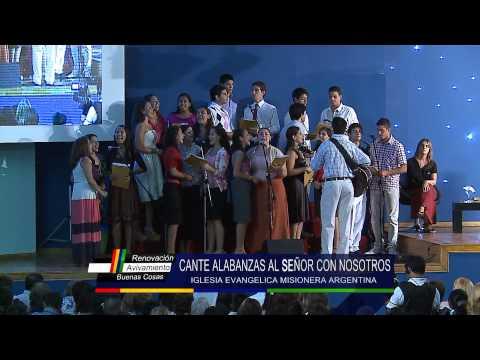 Coro de la Iglesia Evangelica Misionera Argentina-