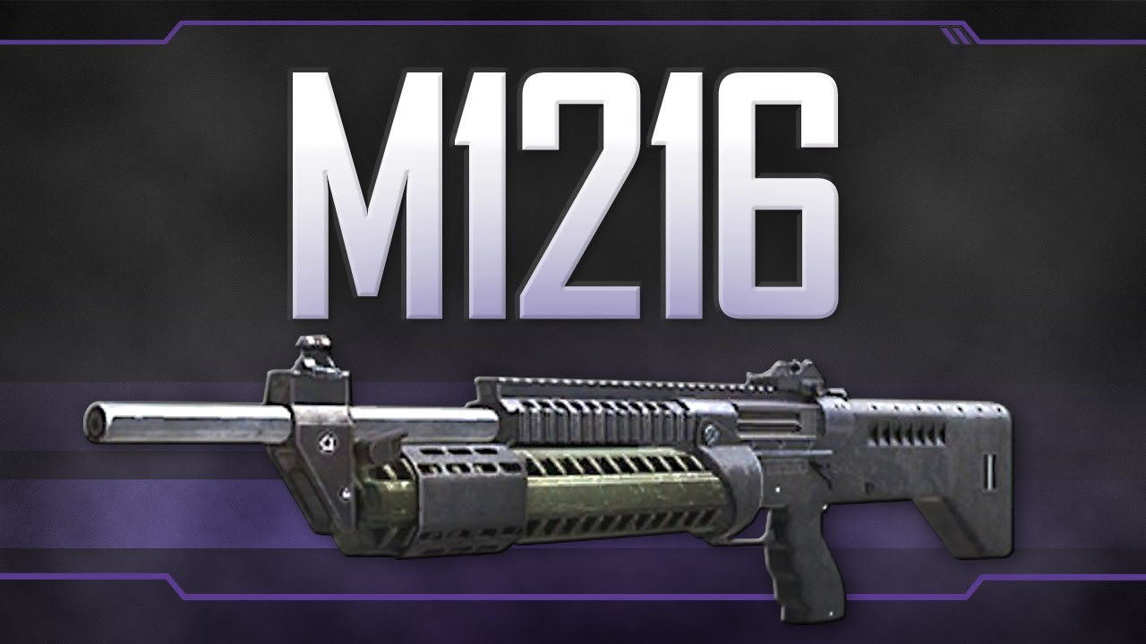 M1216 - Black Ops 2 Weapon Guide - YouTube M1216 Black Ops 2