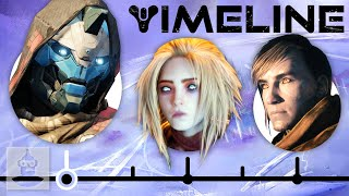 The Complete Destiny Timeline! ...(So Far) | The Leaderboard